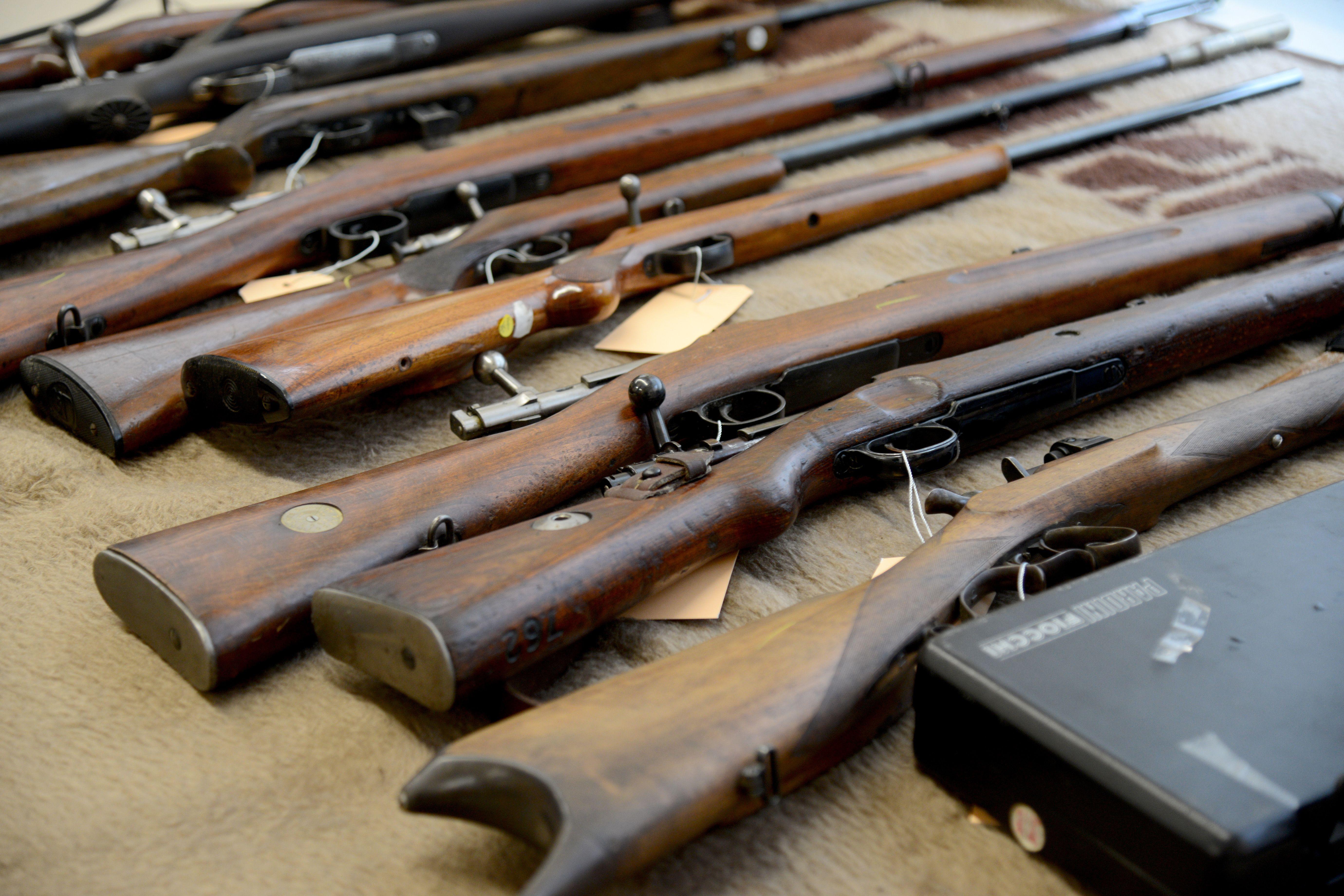 Reichsbürger Waffen