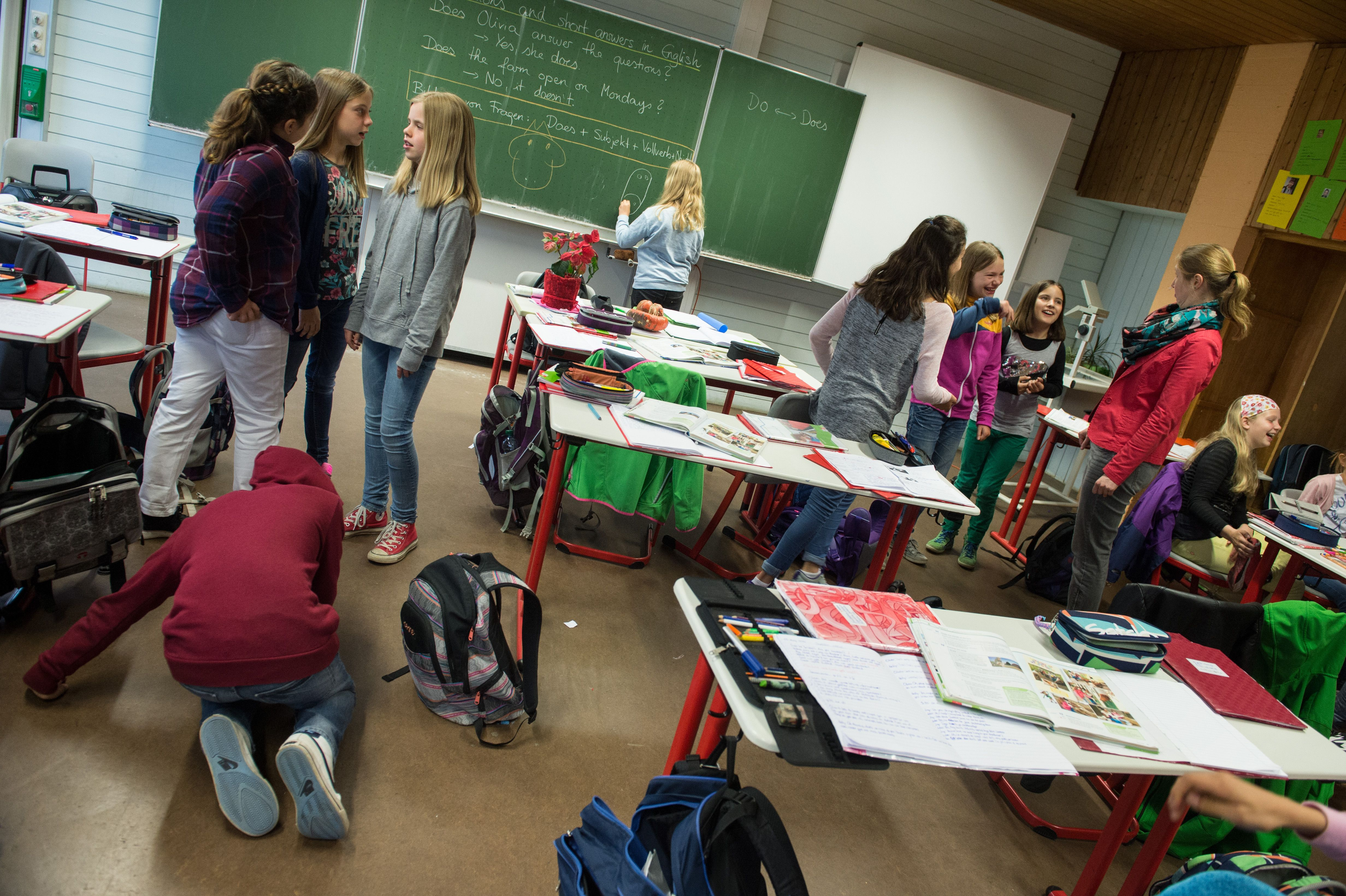 G9 Gymnasium Bayern