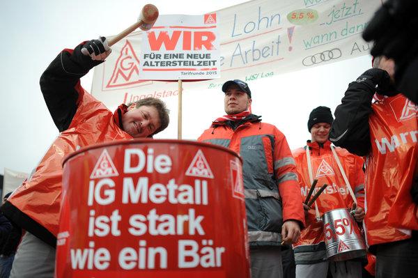 Extras Nur Für Gewerkschafter Rechtens