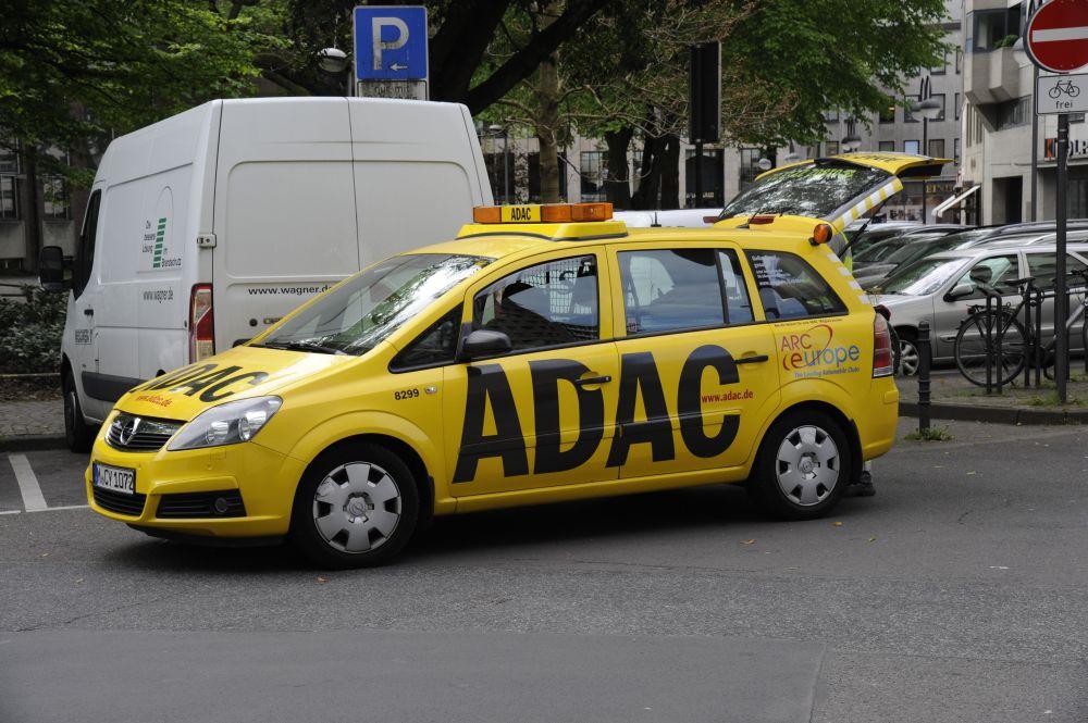 Adressänderung Adac