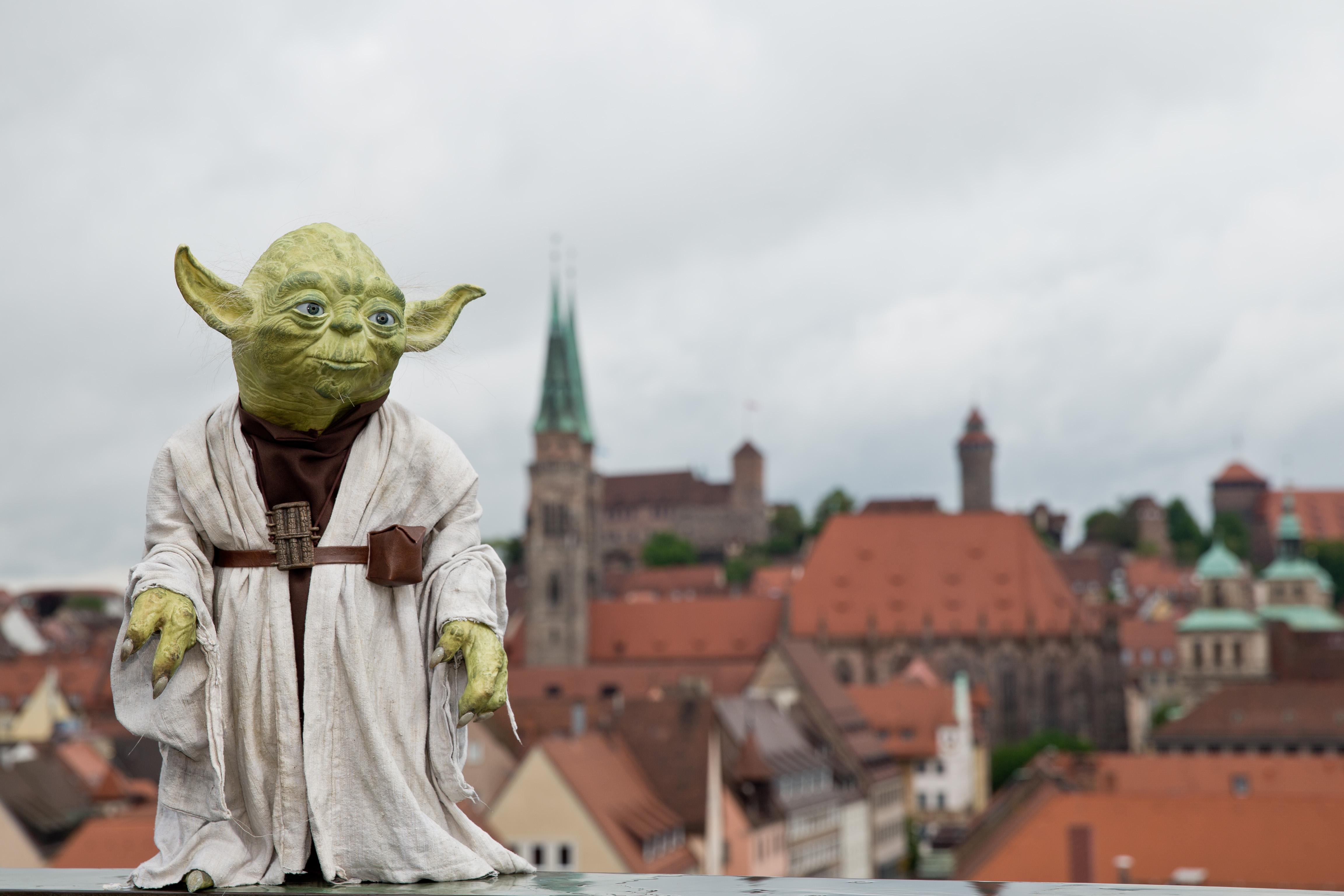 Meister Yoda erobert Nürnberg